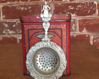 Vintage Tea Strainer - Holland