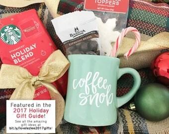 10oz Coffee Snob Mug