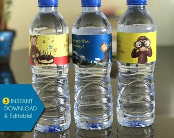 NEW* Water Bottle Labels