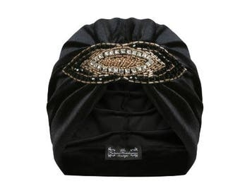 Atterley Bead Turban