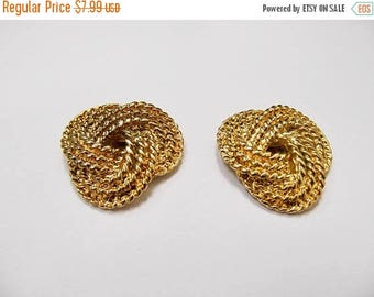 ON SALE Retro Textured Knot Design Shoe Clips Item K # 1511