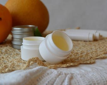 DIY Exotic Lip Balm Tin Kit