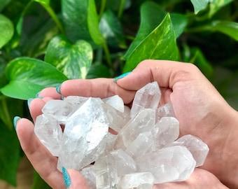 Quartz Point, Healing Quartz Point, Intrinsic Journeys Jewelry & Crystals