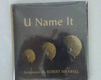 Robert Maxwell Book with his Critters in it.