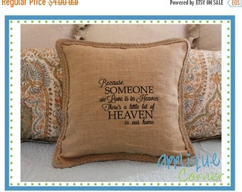40% OFF INSTANT DOWNLOAD Some We Love In Heaven applique design in digital format for embroidery machine by Applique Corner
