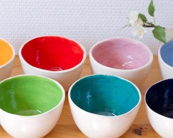 4 little bowls