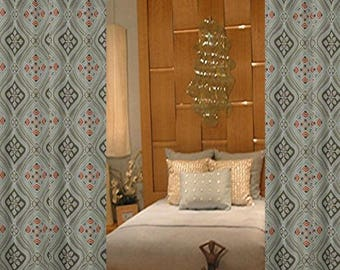 Custom Made Curtains Drapes by draperyloft on Etsy