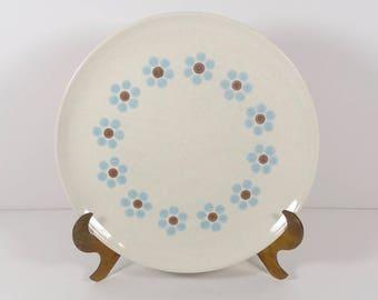 Vintage Taylor Smith Taylor Arctic Night Scandia Dinner Plate TSARN