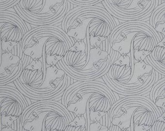 A Boy Dreams D - Liberty London Tana Lawn fabric