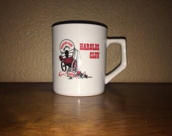 1 Dollar Shipping! Harolds Reno Memorabilia Mug