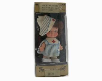 Pee Wee Doll | Uneeda - Nurse Time 1965
