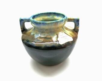 Art Deco Ceramic Vase / Bordeaux Ceramique d' Art
