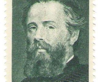 Unused 1984 Herman Melville - Vintage Postage Stamps Number 2094