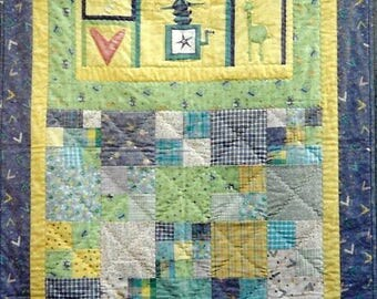 Magic of Babies Quilt Pattern