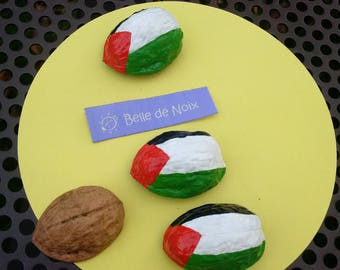 Palestine flag-Magnet