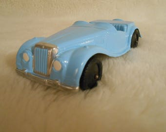 1950's Metal Tootsietoy Classic MG Sports Car