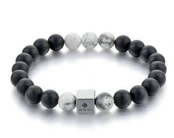Agate Beaded Bracelet (Pre-Order)