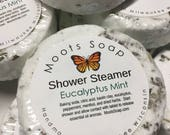 Shower Steamer - Eucalyptus Mint -  Menthol