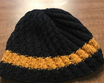 Vintage Pittsburgh Colors Beanie