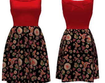 Pre- Order Nicias Custom Dress