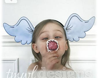 Horty Elephant Ear Sliders A & B  Digital Design Files