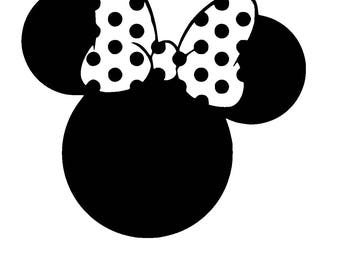Mini Mouse with Bow