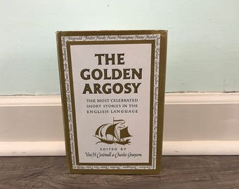 The Golden Argosy Hardback book