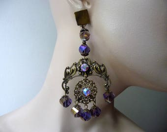 Authentic Baroque earrings