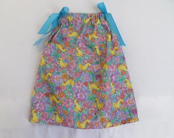Girls Pillowcase dresses