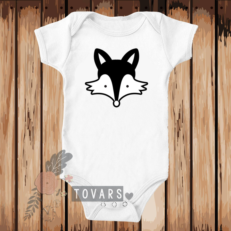 fox baby clothes fox baby boy fox outfit baby boy fox