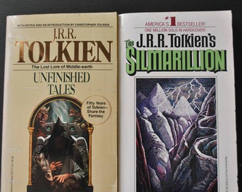 Vintage Tolkien Paperbacks