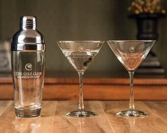 Martini Set With Shaker