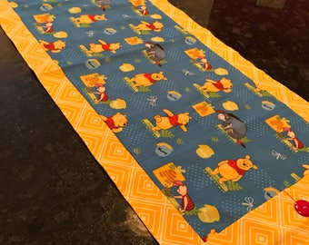 Winnie the Pooh Table Runner