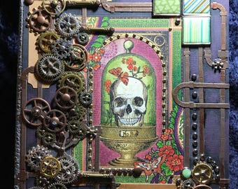 Apothecary Steampunk journal