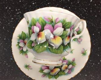 Adoration, Remembrance Series Tea Cup Set