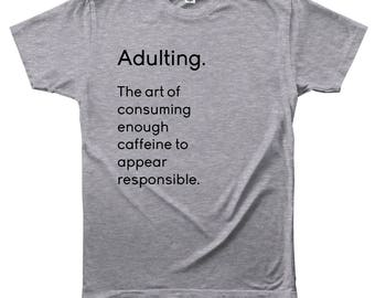 Adulting: Gray