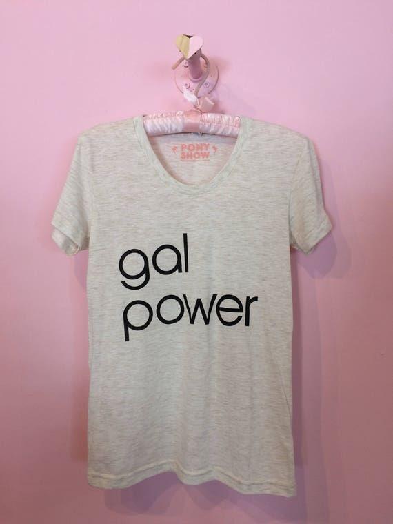 Gal Power Gals Crew Neck