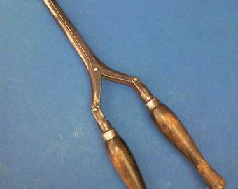 1860's Folding Curling Iron