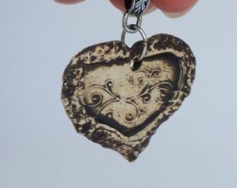 Jewelry-Aroma Diffuser Pendant-Diffuser Necklace-Aroma Diffuser-Aroma Pendant-Aroma Necklace-Stoneware Necklace-Diffuse