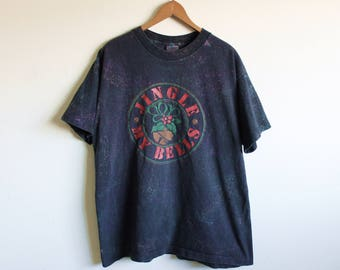 LARGE Vintage 1993 Jingle My Bells T-Shirt
