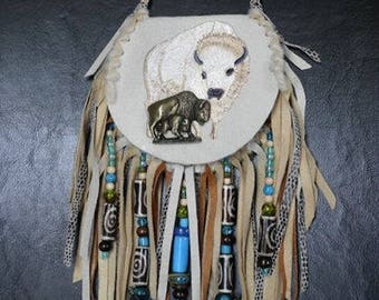 Customise and Design Your Own Medicine Bag - for Ceremony, Shamanic Journeying, General Purpose, Healing...