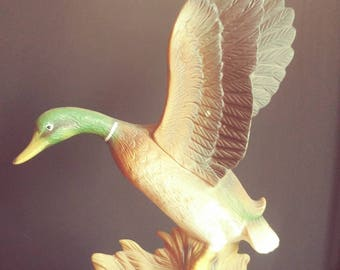 Limited Edition Porcelain Duck (C2)