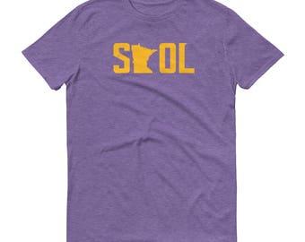 Minnesota Vikings - Skol Short-Sleeve T-Shirt