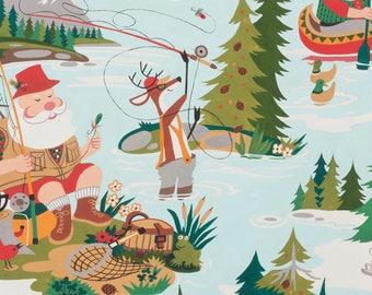 Alexander Henry - Santa @ Sugar Mountain - #8522A - Lake