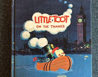 Little Toot on the Thames, 1964
