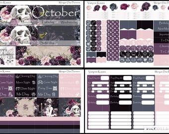 Vampire Kisses Monthly Kit