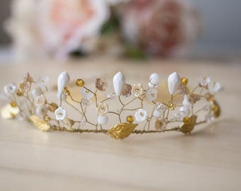 Hair Accessories - ISABELLA Tiara