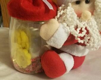 Santa Melts gift set