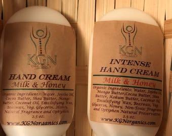 Intense Hand Creams