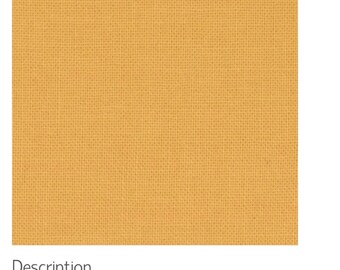 Moda Bella Solid - golden wheat 9900/103 fabric